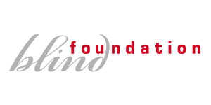Logo Blind Foundation
