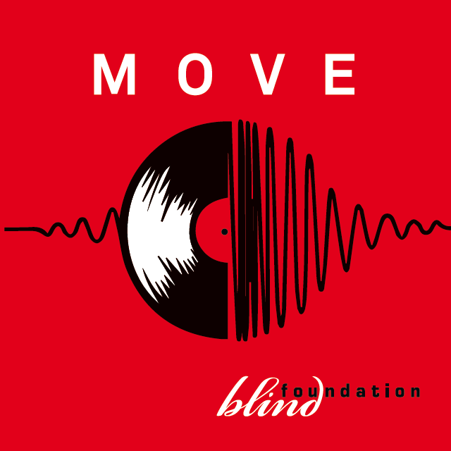 Cover CD Move Blind Foundation