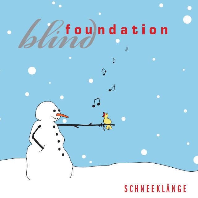 Cover CD SCHNEEKLAENGE Blind Foundation