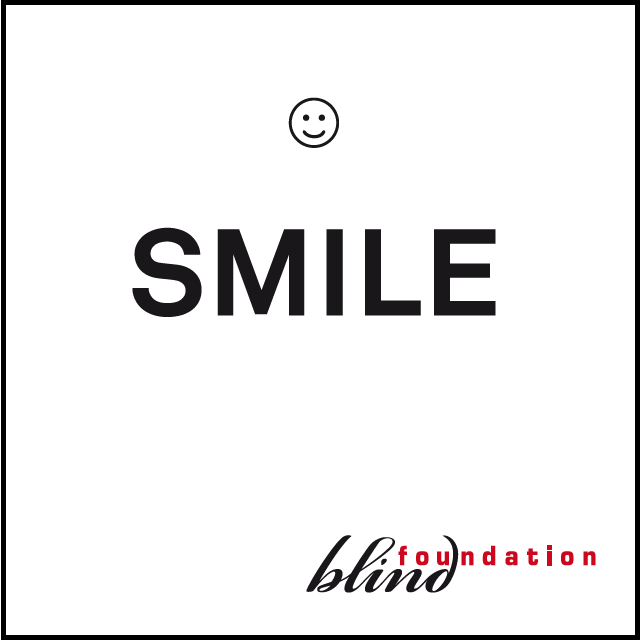 CD Cover Smile Blind Foundation